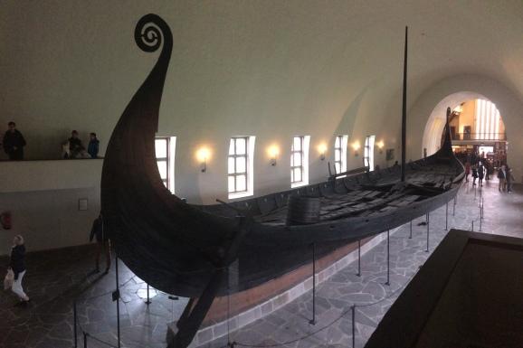 Viking Ship Museum, Oslo Norway