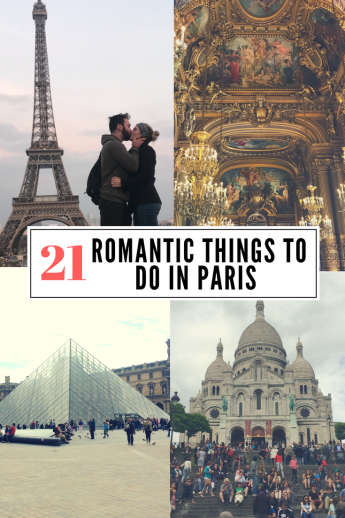 21 romantic things to do in paris