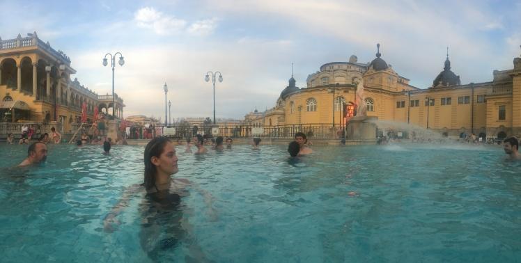 Széchenyi Medicinal ThermalBaths Budapest