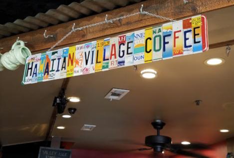 Hawaiian Village Coffee Maui