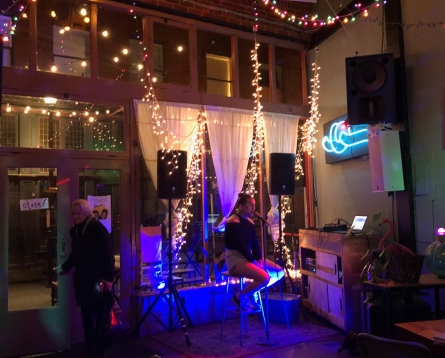 portland bar scene karaoke